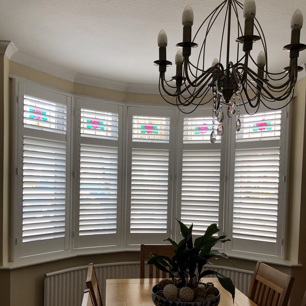 Bay Window Shutters Showcase Shutters